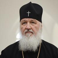 Фотография Патриарха Кирилла