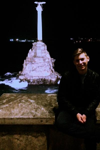 Дмитрий, 23, Yevpatoriya