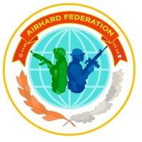 Логотип ФЕДЕРАЦИЯ ХАРДБОЛА / AIRHARD FEDERATION