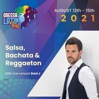 Odessa Latin Fest featuring Dani J Live