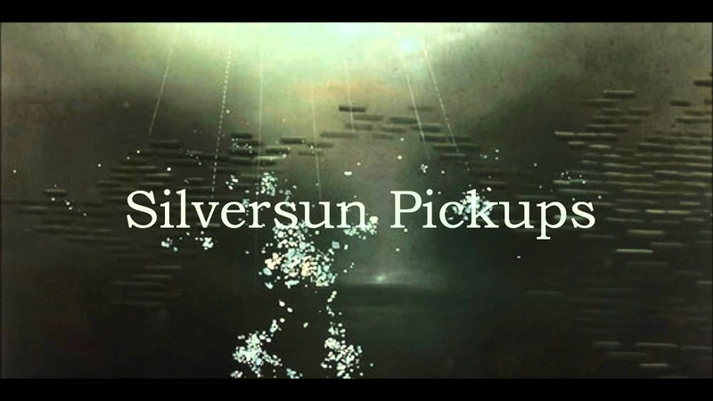 Silversun Pickups Ribbons Detours
