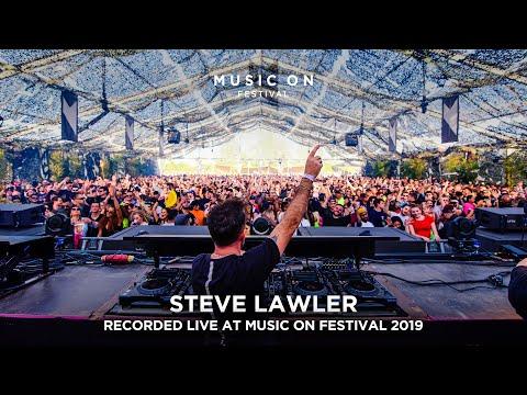 Steve Lawler at Music On Festival 2019