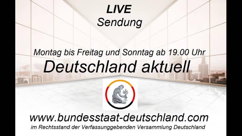 Ddbradio präsentiert Deutschland Aktuell Realitäten Fakten vom 01 06 2020