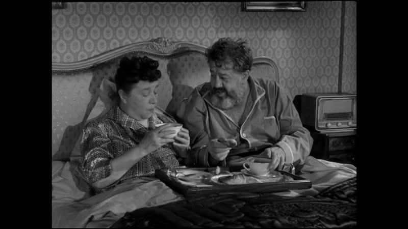 Трое составляют пару Les 3 font la paire 1957 режиссер Саша Гитри Субтитры