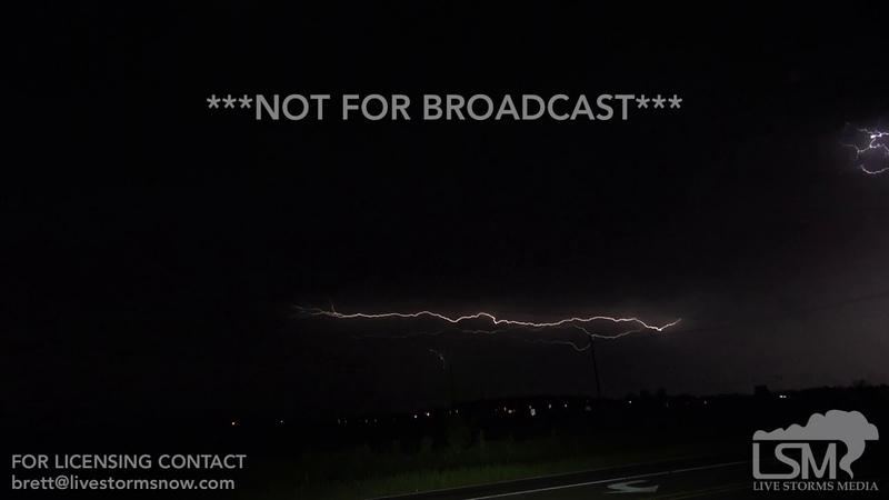 5 3 19 Shreveport LA Crawling And Upward Lightning Across The Sky Upward Lightning