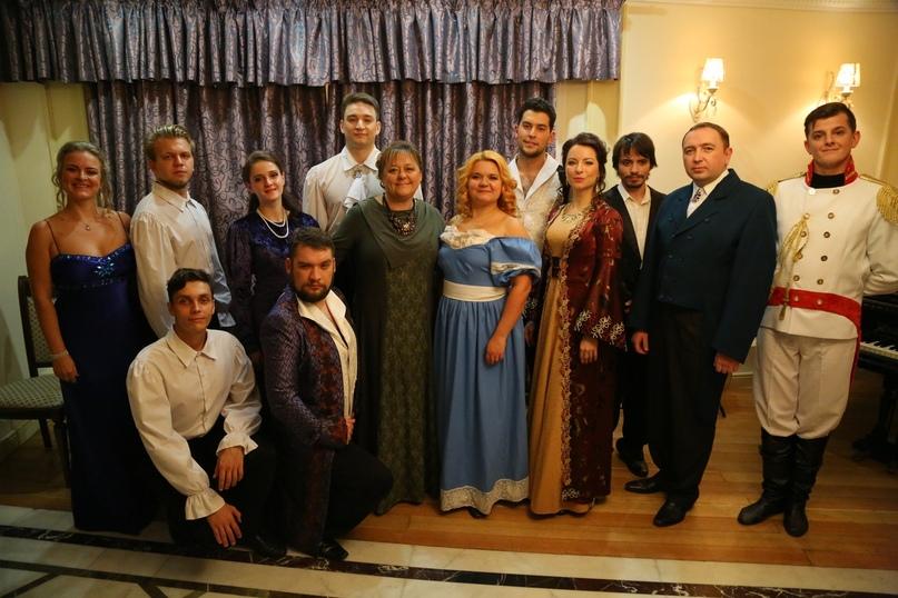 XIV театральный сезон «Крыльев», изображение №7