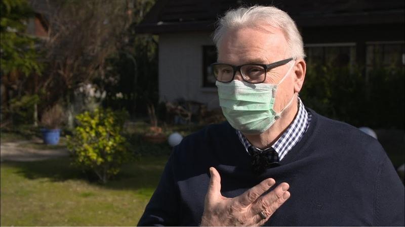 Professor für Hygiene Atemschutzmaske ist die wichtigste Maßnahme