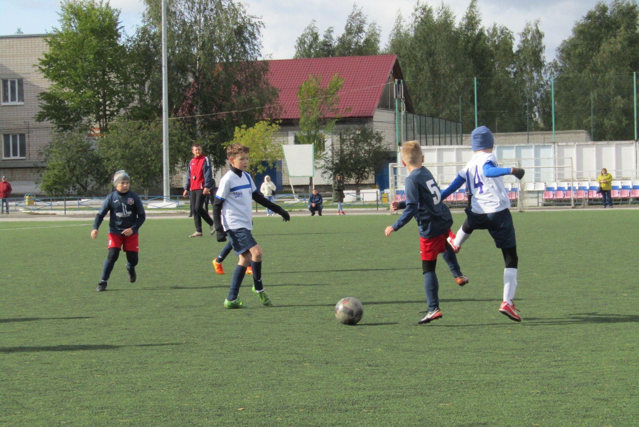 Ковровский детский футбол