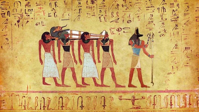 Astronomia Ancient Egyptians Version