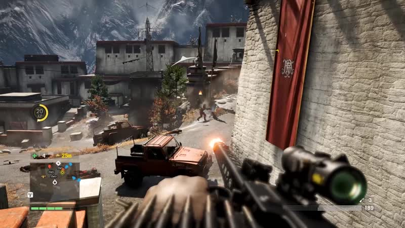Far Cry 4 Прах К Праху Тяжёлый Уровень Сложности