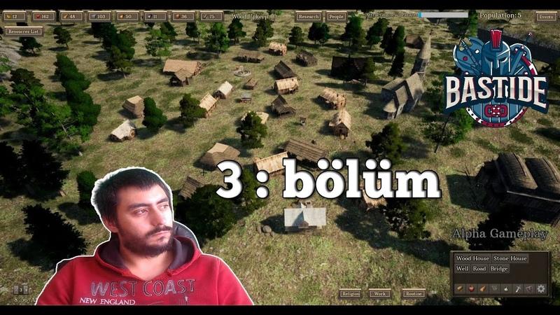 Biraz Düzeldi Oyun Ama Save Sistemi Sıkıntı Şimdide 3 Bölüm Bastide Türkçe