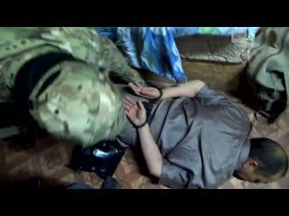 Задержание участников банды Басаева и Хаттаба