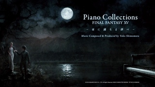 FINAL FANTASY XV PIANO COLLECTION