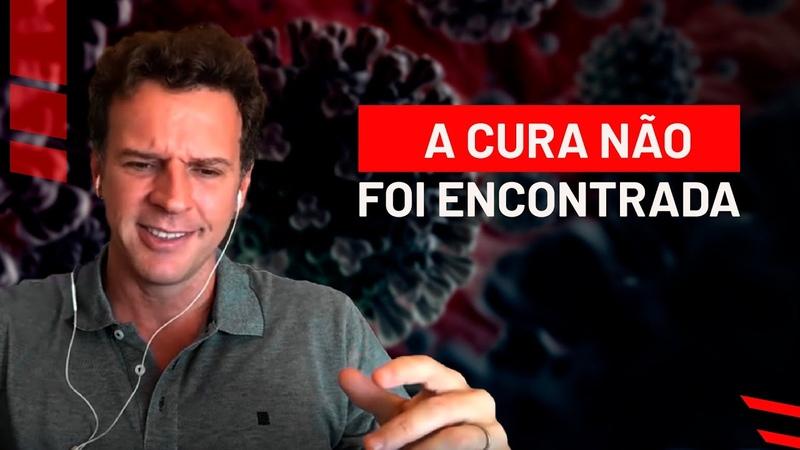 A CURA NÃO FOI ENCONTRADA Os Riscos da Cloroquina Conversa com Luciana Costa