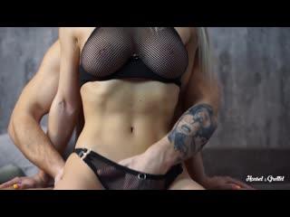Спортивная девушка делает глубокий минет перед поркой и грубым трахом  PORNO/SEX/EROTIC/ - SWEETCHERRRRYYY -