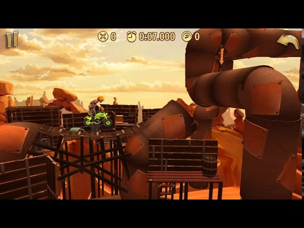 Trials Frontier WRs - Pipe Basin Donkey (16.197) by Clarky_Boi_TFG (Android)