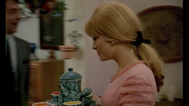 Месье составит вам компанию (Un monsieur de compagnie, 1964), режиссер Филипп де Брока