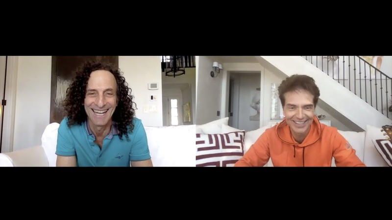 Richard Marx Social Distancing Episode 9 with Kenny G