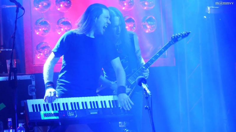 4k60p Children Of Bodom Angels Don't Kill Live in Helsinki 2018