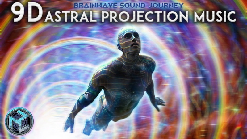 IMMENSE POWER FOR ASTRAL PROJECTION MEDITATION OUT OF BODY EXPERIENCE Binaural Beats Meditation