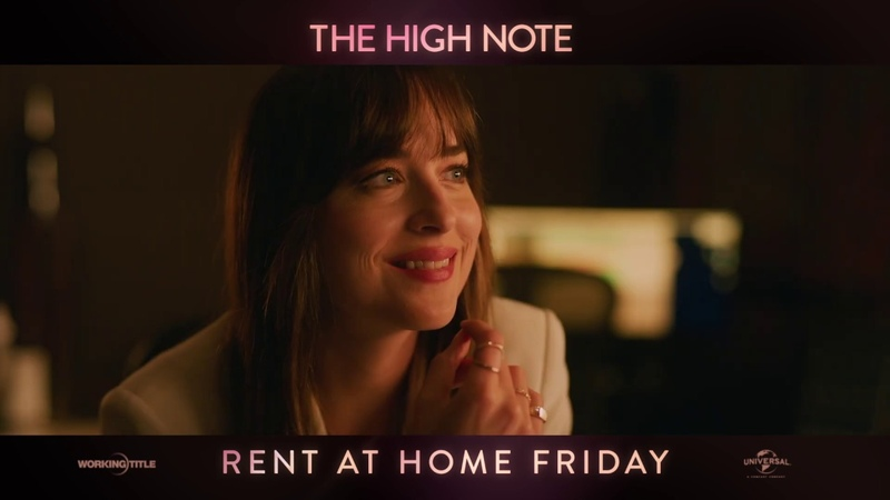 The High Note - Dream Job TV Spot - Rent at Home Friday