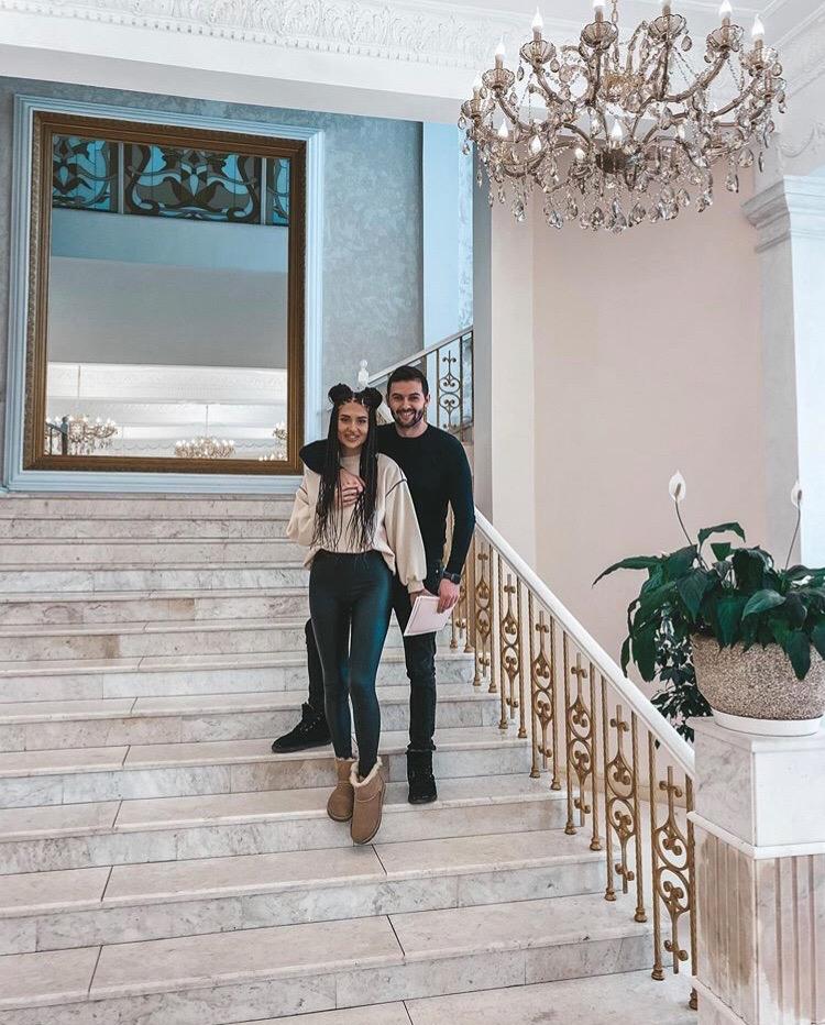 Татьяна Мусульбес вышла замуж