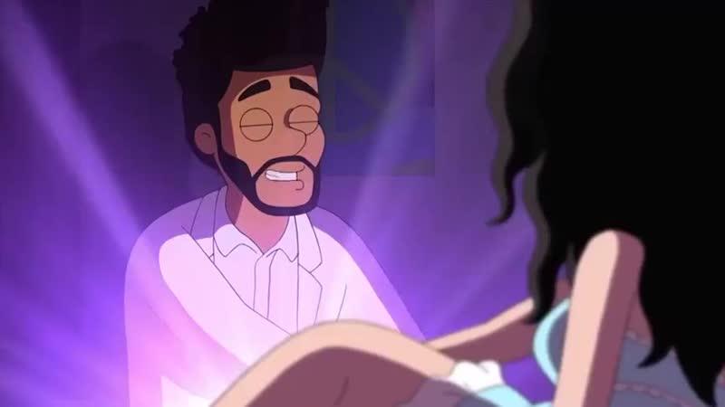 The Weeknd в шоу Американский папаша