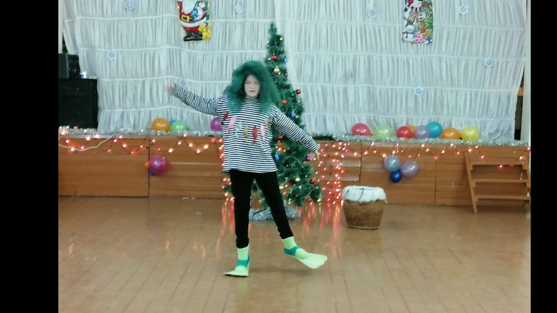Новогодняя Ёлка Кубринский ЦДТ 27 12 2019