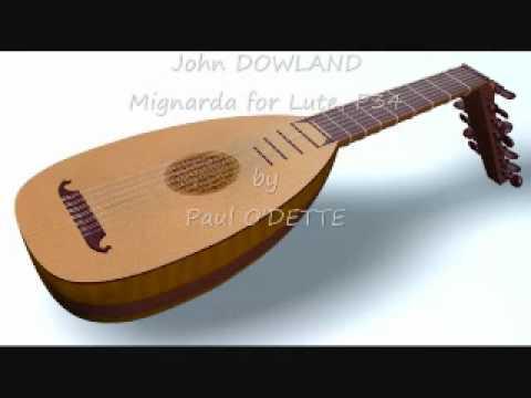 John DOWLAND Galliards Paul O'