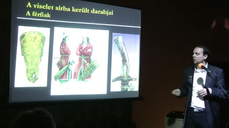 Bollók Ádám: Palmetták a palettán – a magyar honfoglalás kori művészet átalakulásai (előadás)