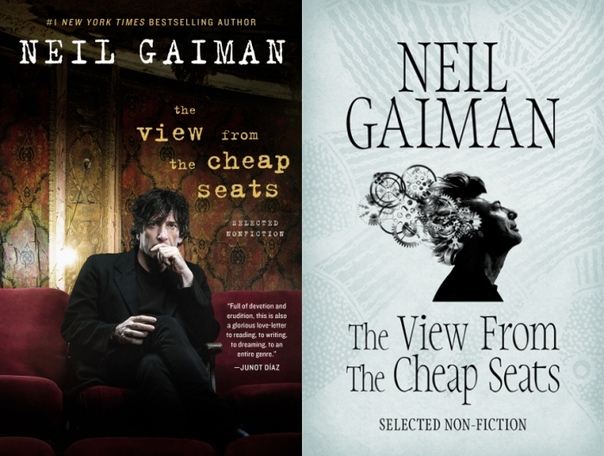 The View from the Cheap Seats by Gaiman Neil