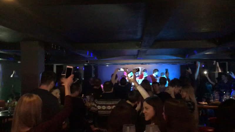Moriarty Bar